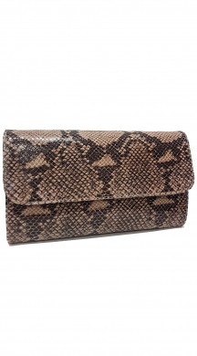 Leather Croco Bag Adele