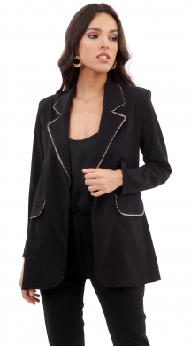 Blazer with White Detail ONLINE