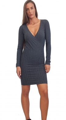 Rip Bodycon Mini Φόρεμα ONLINE