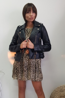 LeatherLook Jacket  OLIVIA