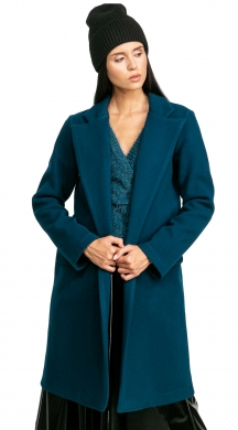 Long Coat Straight Line