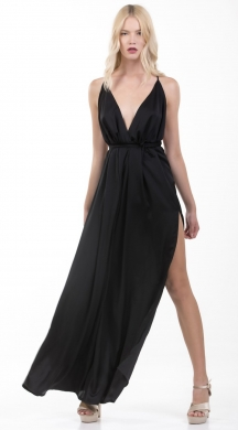 Maxi Dress Satin Online