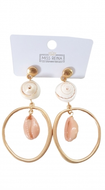 Earings Shell