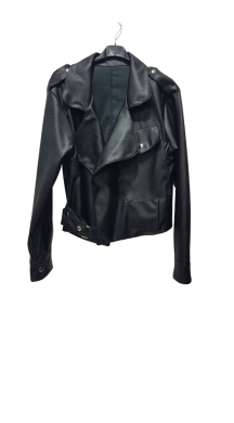 Leatherlook Jacket Arial