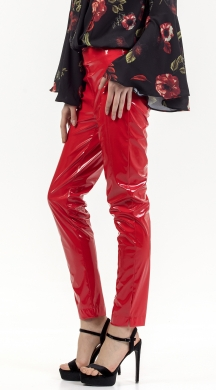 Woman's vinyl tight trousers Online