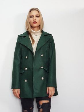 Coat with buttons Salina