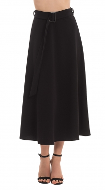 Maxi Skirt with Belt ONLINE