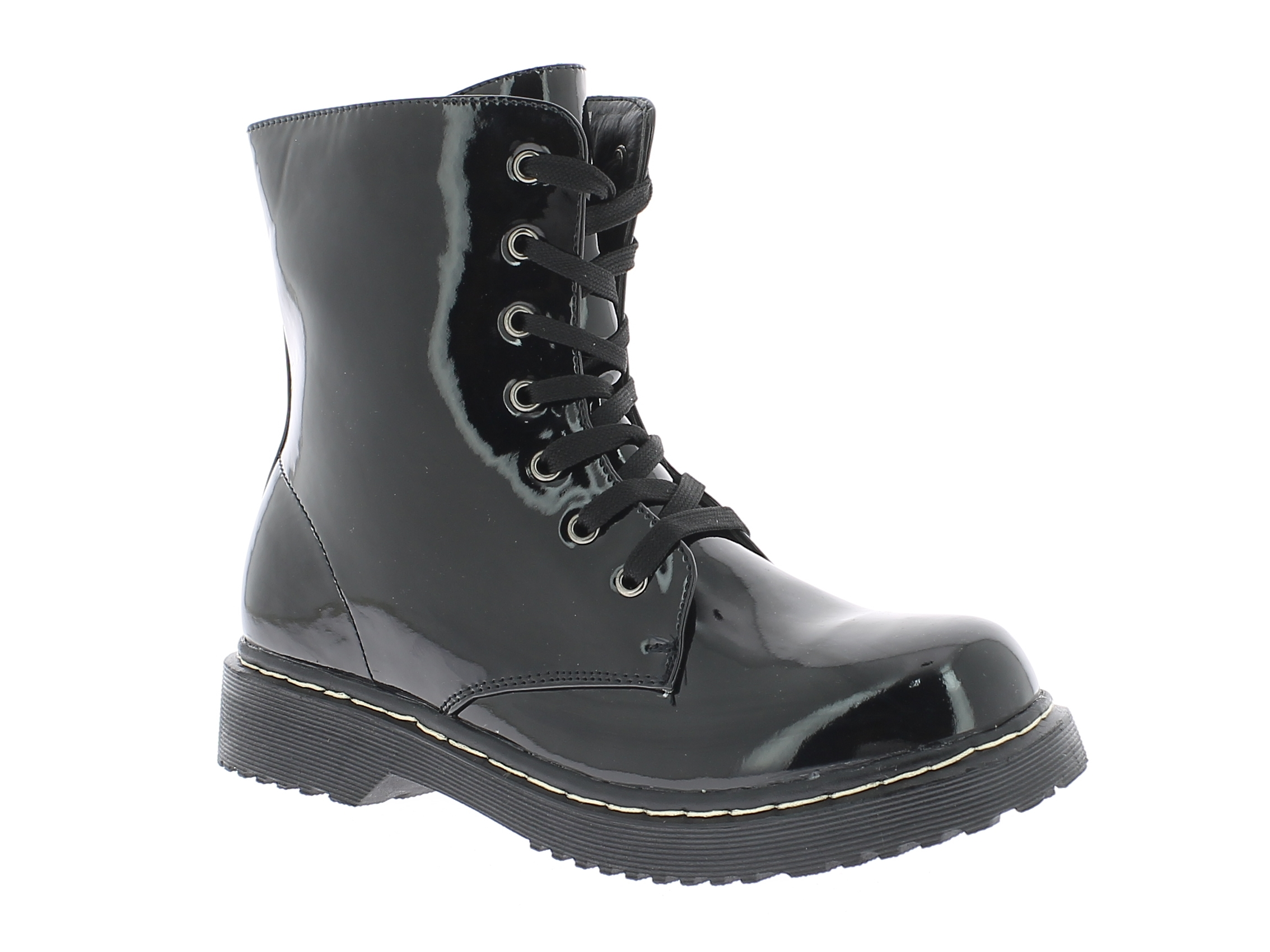 TOPWAY Γυναικείο Μποτάκι B073681 Μαύρο - IqShoes - B073681 BLACK black 36/1/15/7 παπούτσια  γυναικεία μποτάκια