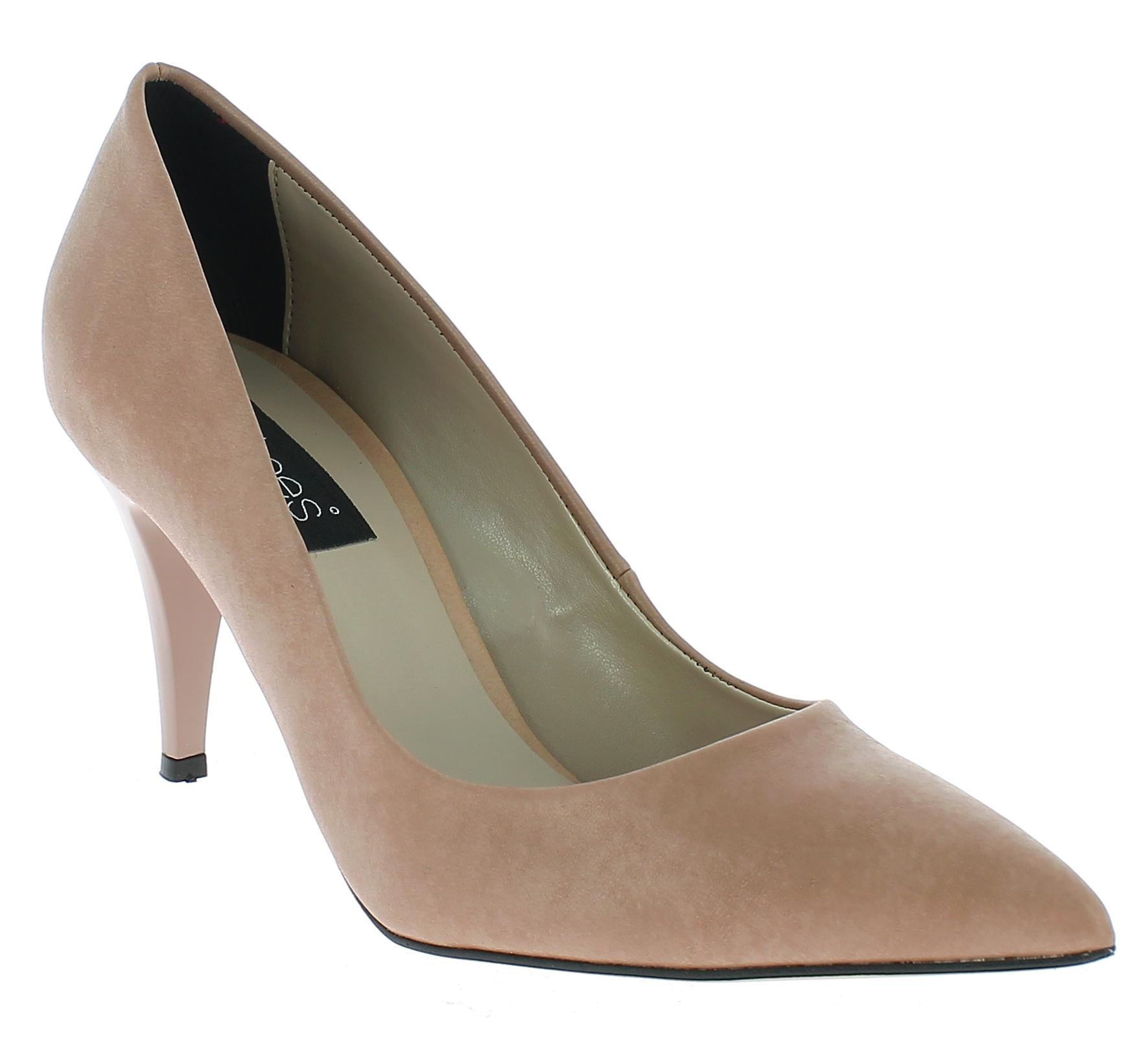 IQSHOES Γυναικεία γόβα 70 Μπέζ - IqShoes - 58.70 BEIGE-beige-37/1/7/27 παπούτσια  γόβες