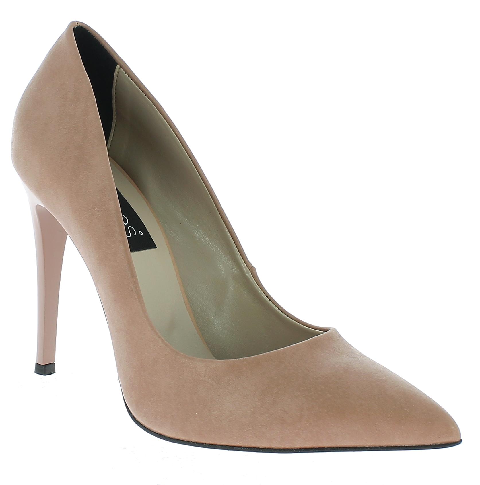 IQSHOES Γυναικεία Γόβα 90 Μπέζ - IqShoes - 58.90 BEIGE-beige-36/1/7/7 παπούτσια  γόβες