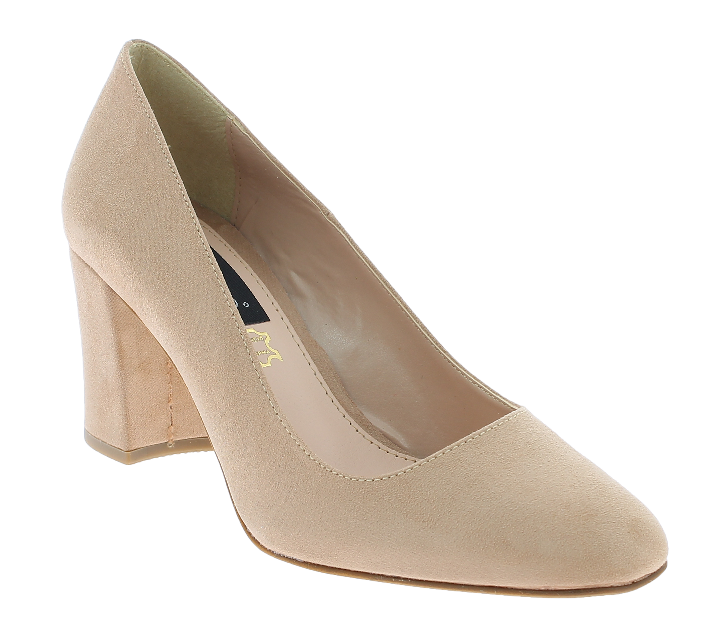 IQSHOES Γυναικεία Γόβα 615 Μπεζ - IqShoes - 41.615 NUDE-beige-36/1/7/7 παπούτσια  γόβες