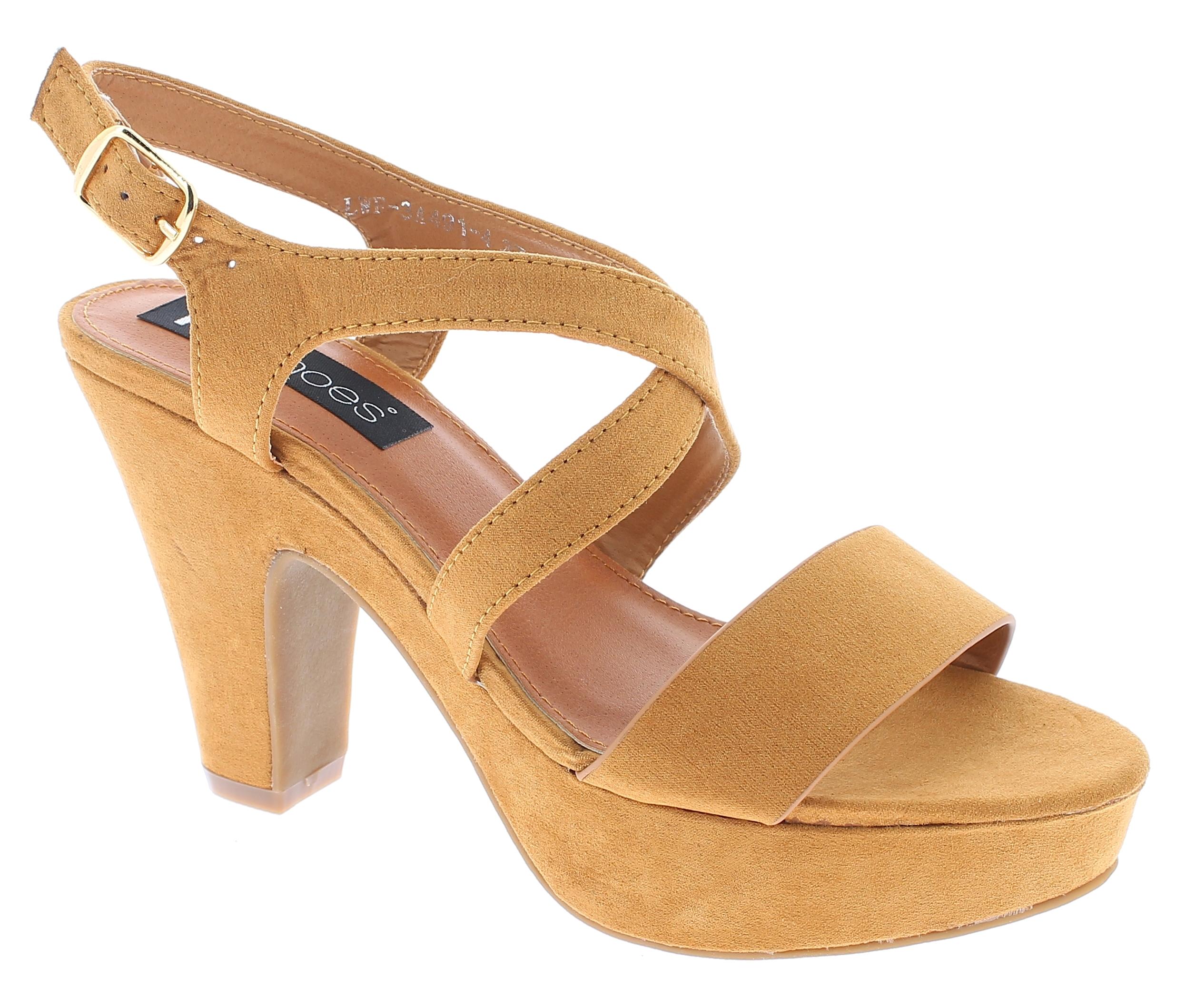 IQSHOES Γυναικείο Πέδιλο 3A491 Κάμελ - IqShoes - 3Α491 CAMEL-camel-38/1/25/11 παπούτσια  πέδιλα