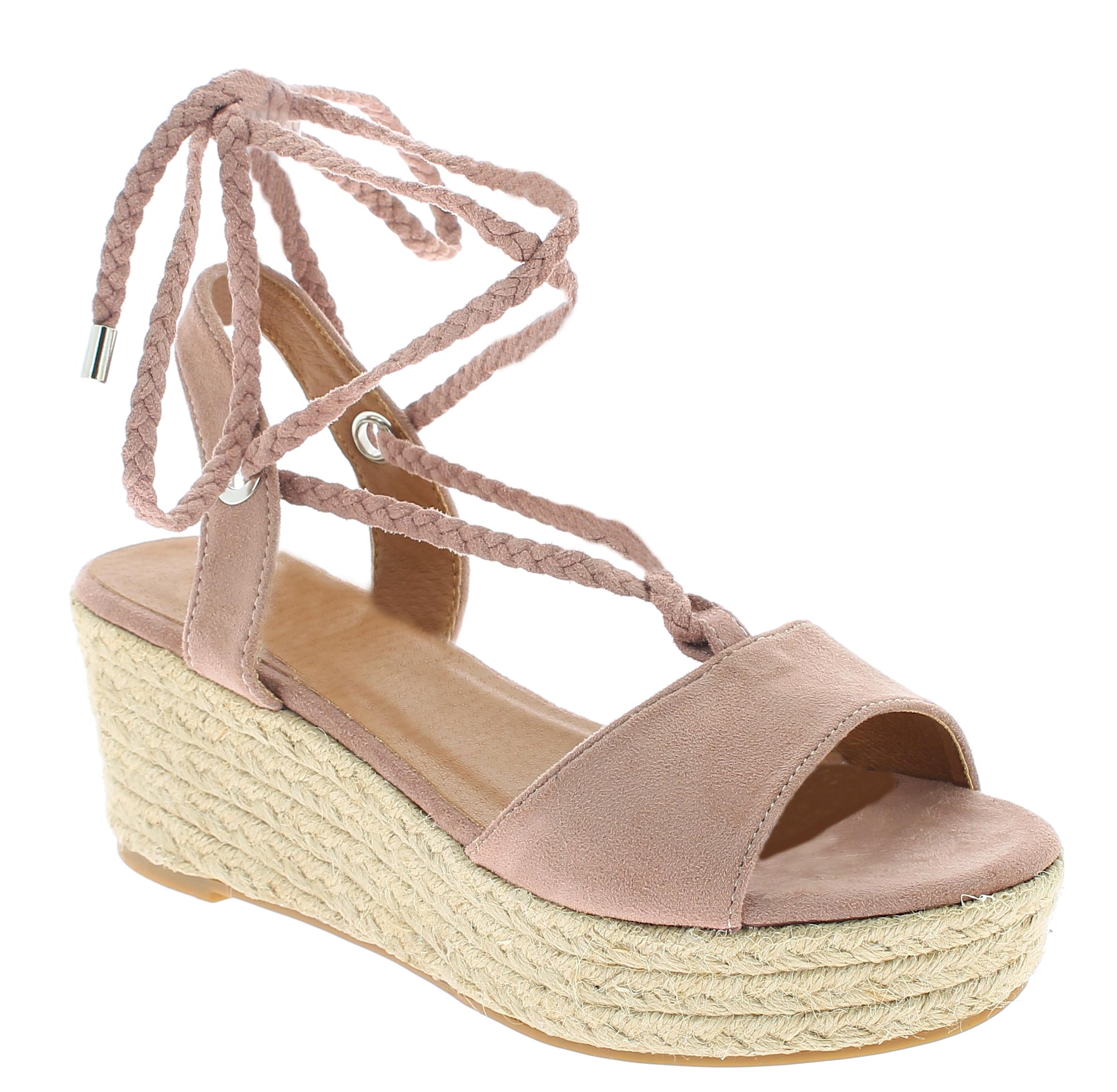 IQSHOES Γυναικεία Πλατφόρμα 3A363 Ρόζ - IqShoes - 3A363 PINK-pink-37/1/11/27 παπούτσια  πέδιλα
