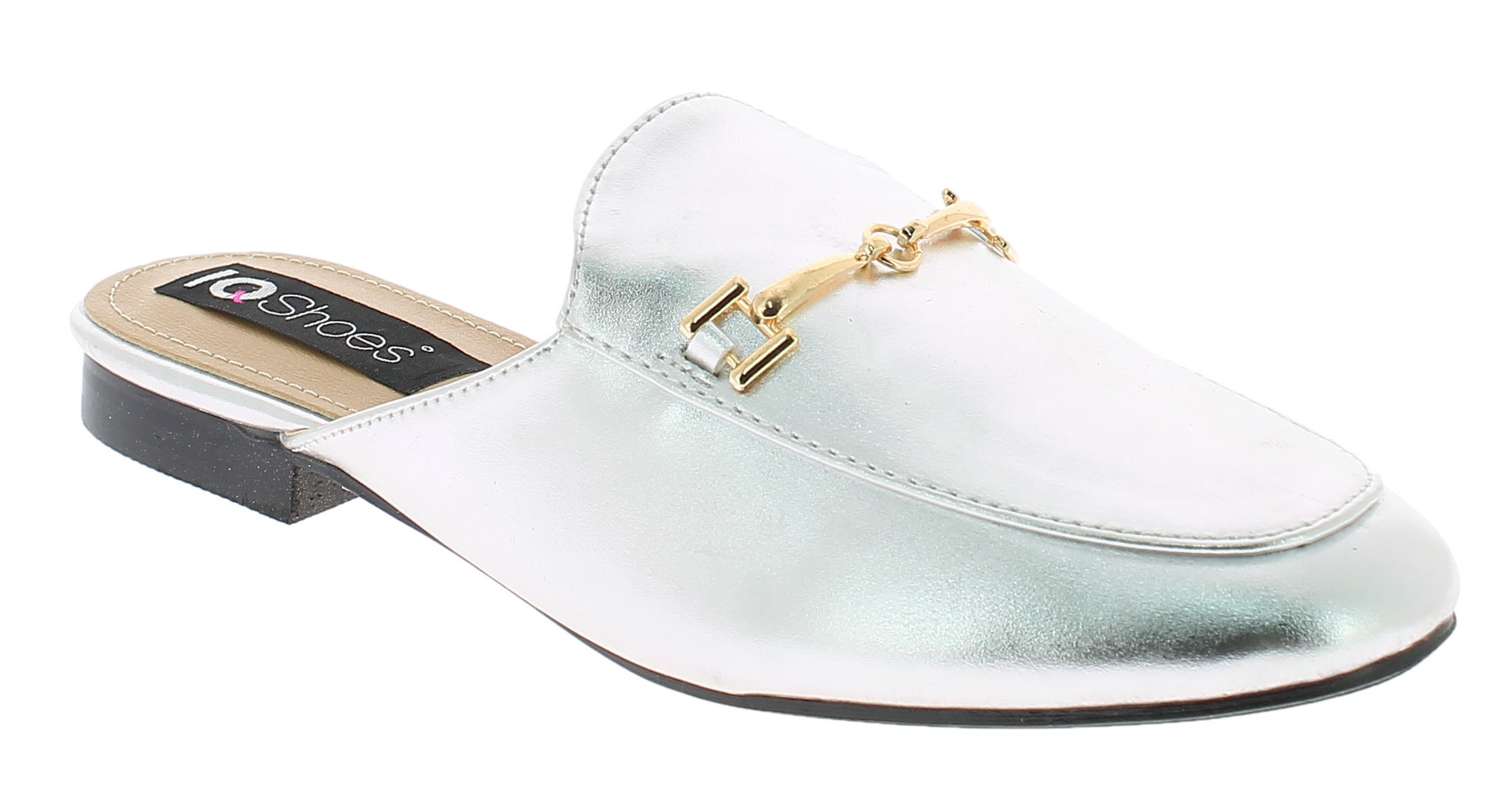 IQSHOES Γυναικεία Σανδάλια 1NN17070 Ασημί - IqShoes - 1NN-17070 SILVER-silver-36 παπούτσια  γυναικεία σανδάλια   πέδιλα