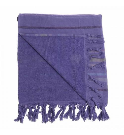 Πετσέτα Θαλάσσης ble Pestemal Λιλά - ble - 5-46-074-0007/2/54/14 swim  πετσέτες θαλάσσης