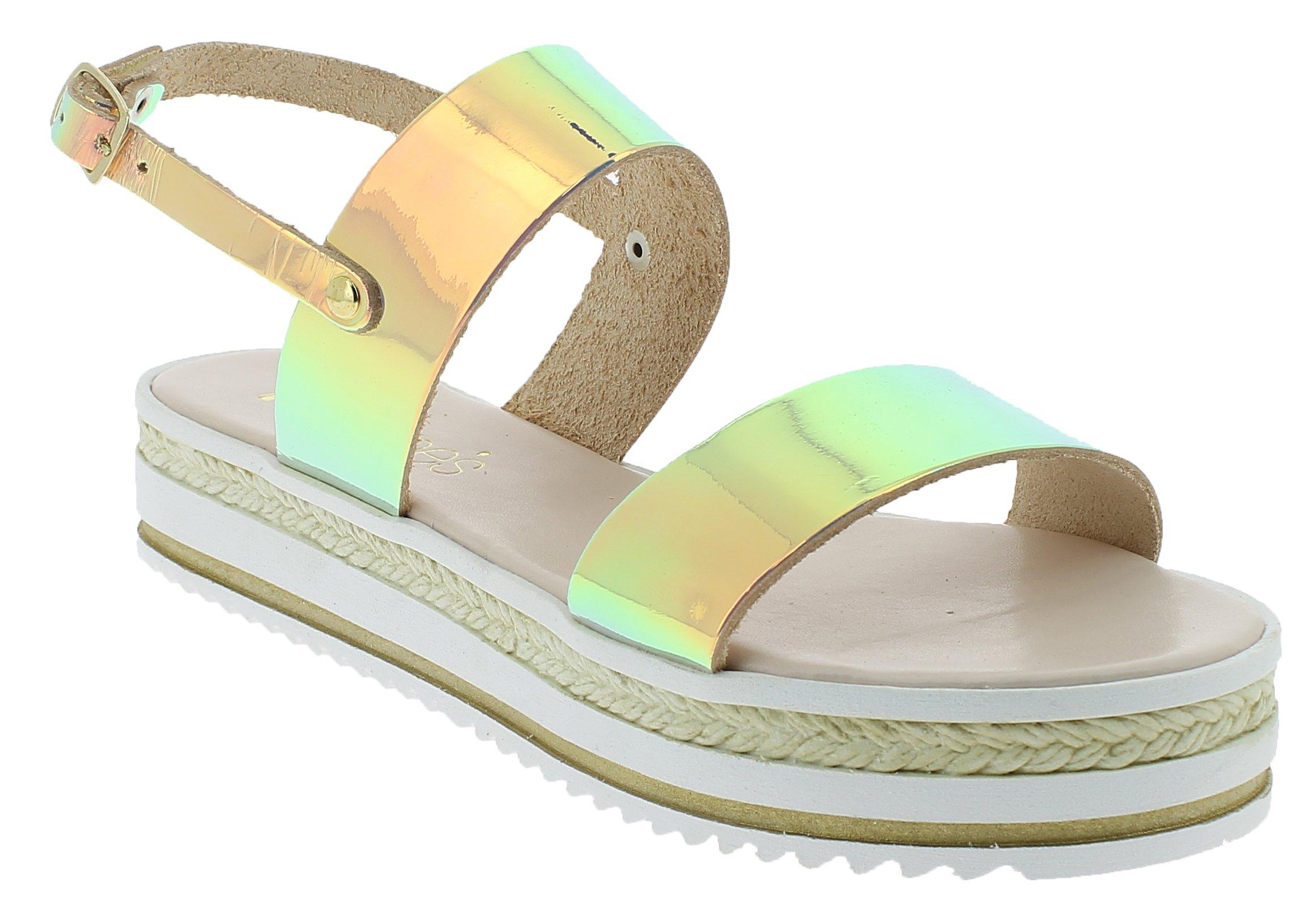 Γυναικείο Πέδιλο B86T Μπεζ - IqShoes - 50.B86T Caramel 40/1/7/8 παπούτσια  προσφορεσ