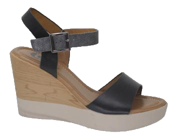 DEITY Γυναικεία Πλατφόρμα YBZ8227 Μαύρο - IqShoes - YBZ8227 BLACK -DEITY-black-3 παπούτσια  προσφορεσ