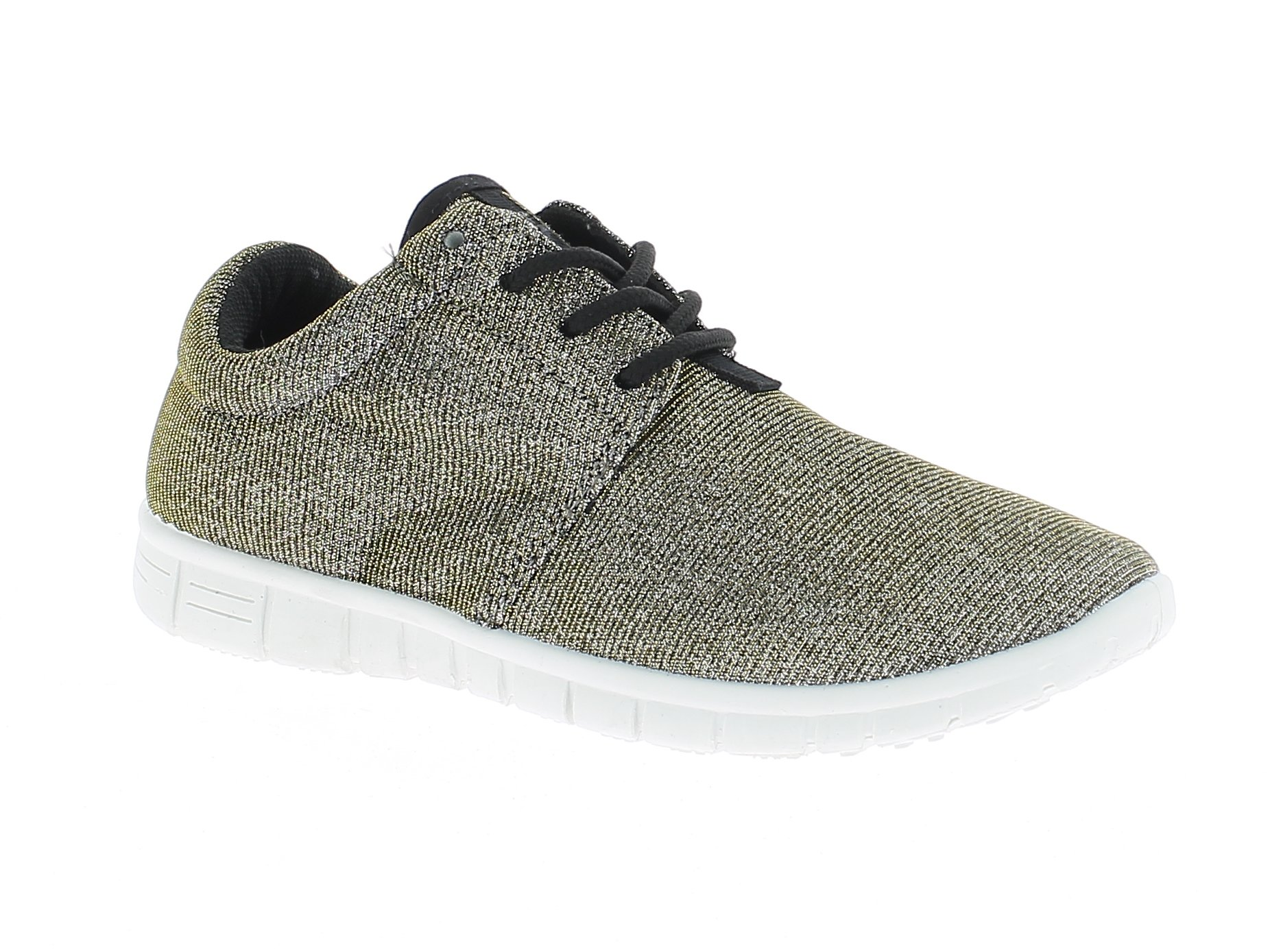 DT. NEW YORK Γυναικείο Casual B411533 Ασημί - IqShoes - B411533 silver 37/1/35/2 παπούτσια  αθλητικά   sneakers