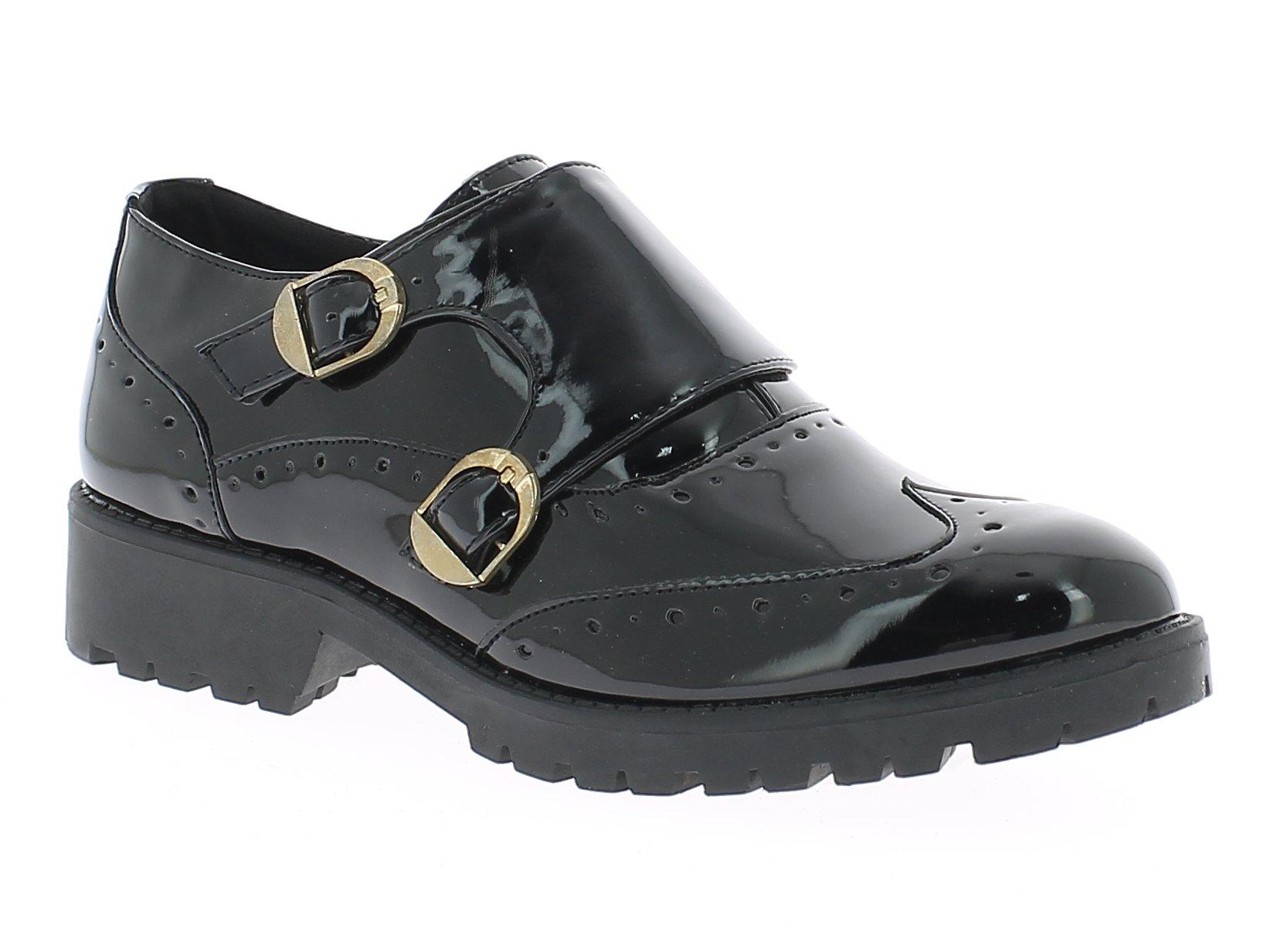 TOPWAY Γυναικείο Casual B080891 Μαύρο - IqShoes - B080891 BLACK black 37/1/15/27 προϊόντα παπούτσια
