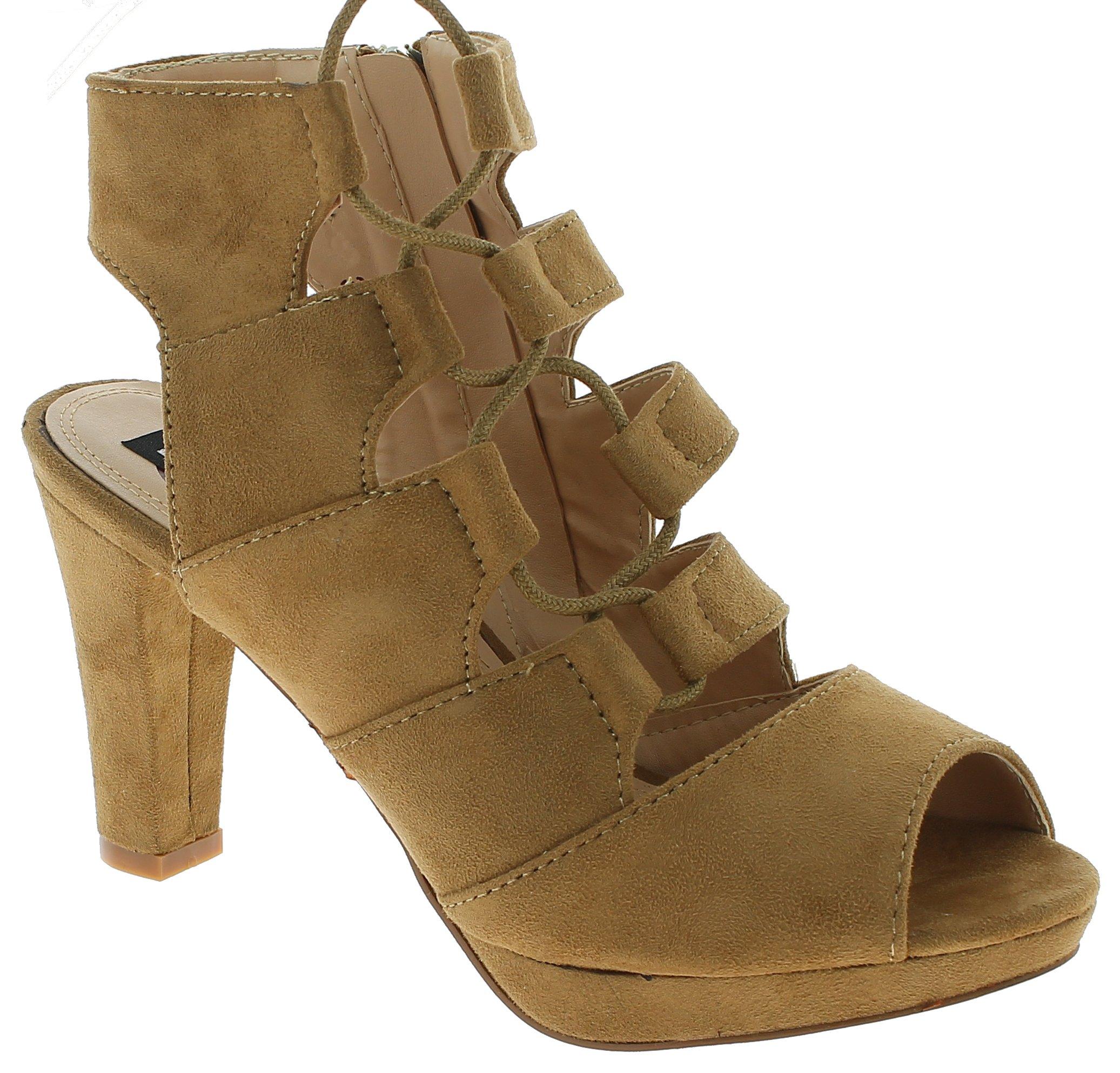 Πέδιλο Γυναικείο Y5519 Μπεζ - IqShoes - 18.Y5519 BEIGE-37/1/7/27 παπούτσια  γυναικεία σανδάλια   πέδιλα