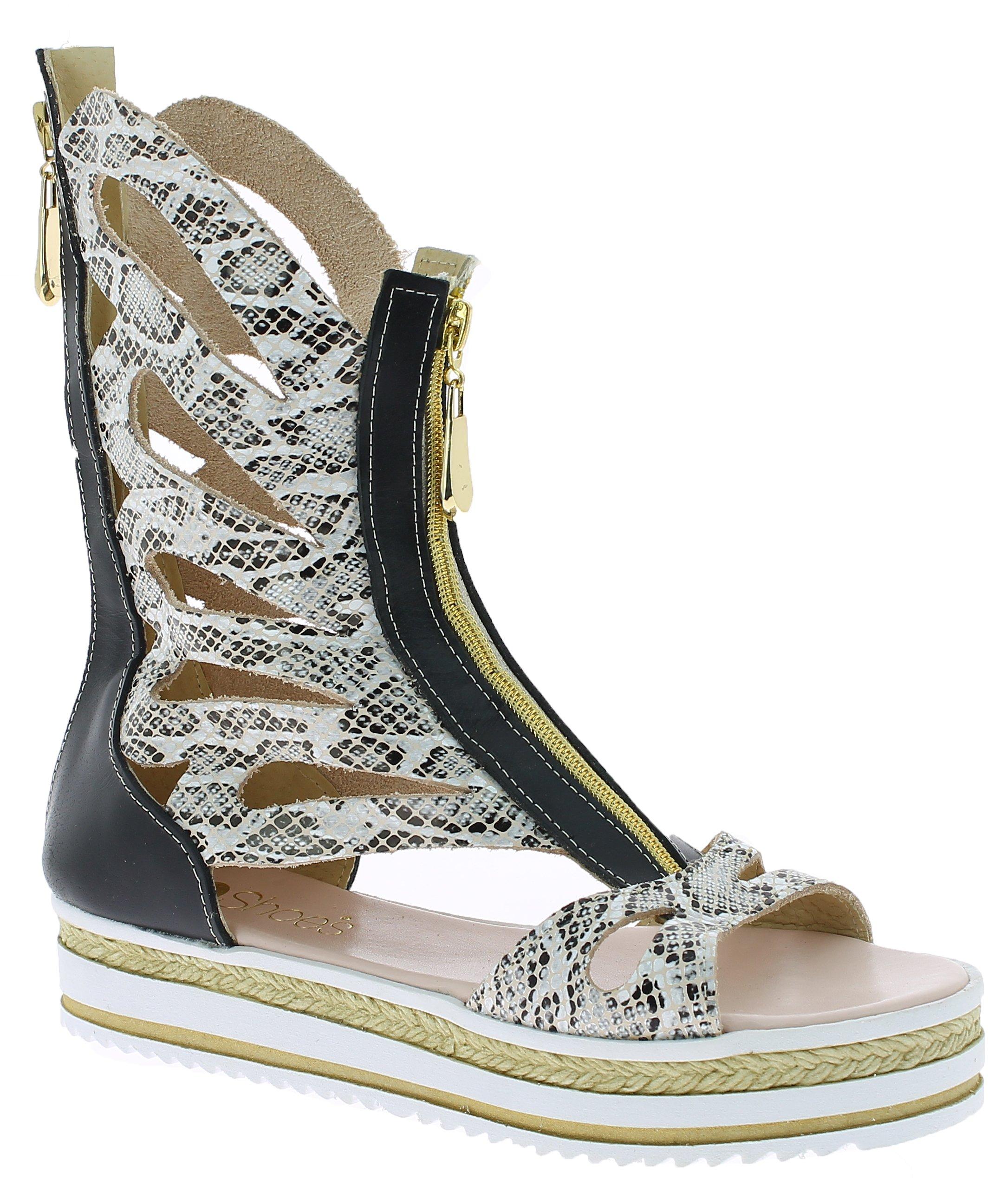 IQSHOES Γυναικείο Πέδιλο B23T Μαύρο - IqShoes - 50.B23T black-black-36/1/15/7 παπούτσια  προσφορεσ