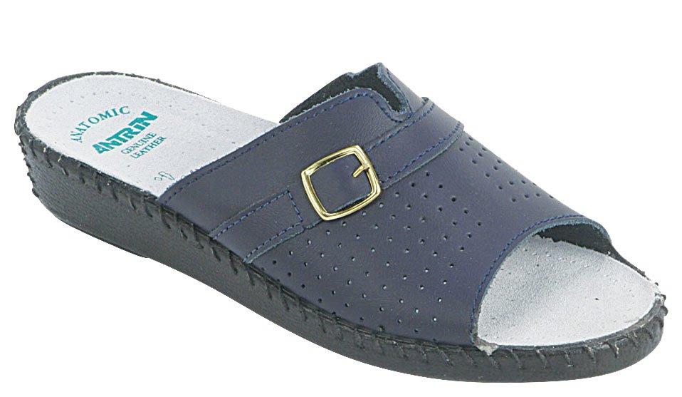 ANTRIN Γυναικείο Comfort 214 Μπλε - IqShoes - 214 BLUE-blue-38/1/23/11 παπούτσια  προσφορεσ