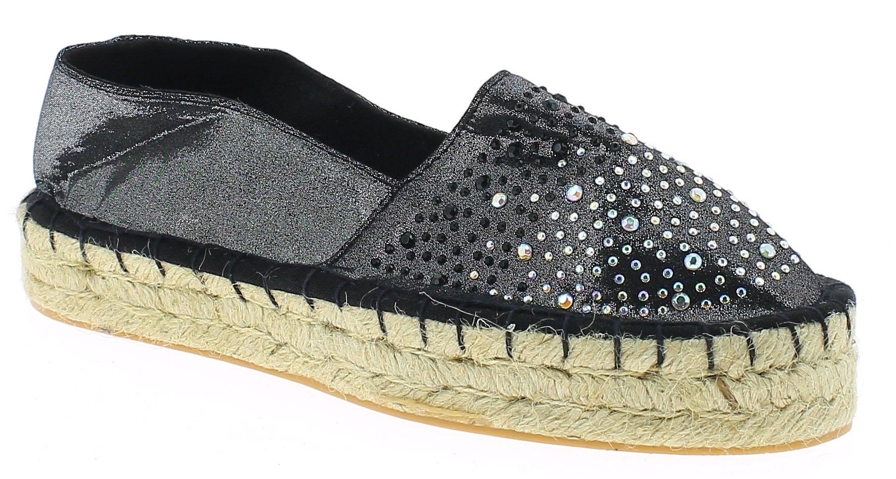 POMPEA Γυναικείο Casual LITA 215 Μαύρο - IqShoes - LITO 215 NERO-black-38/1/15/1 παπούτσια  προσφορεσ