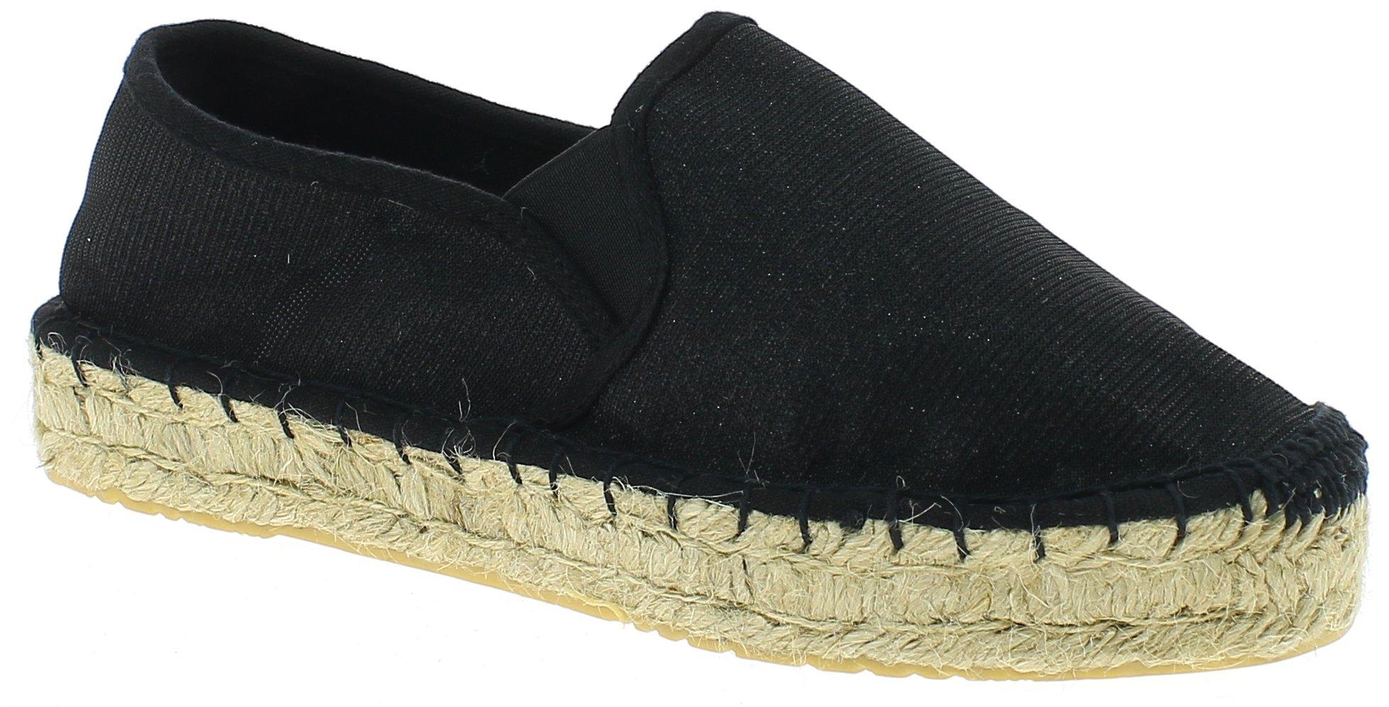 POMPEA Γυναικείο Casual LITA 213 Μαύρο - IqShoes - LITA 213 BLACK-black-39/1/15/ παπούτσια  προσφορεσ