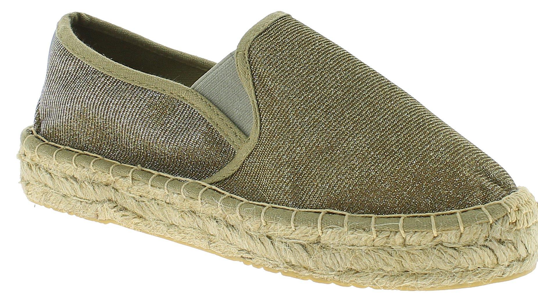 POMPEA Γυναικείο Casual LITA 213 Χρυσό - IqShoes - LITA 213 GOLD-gold-37/1/34/27 παπούτσια  προσφορεσ