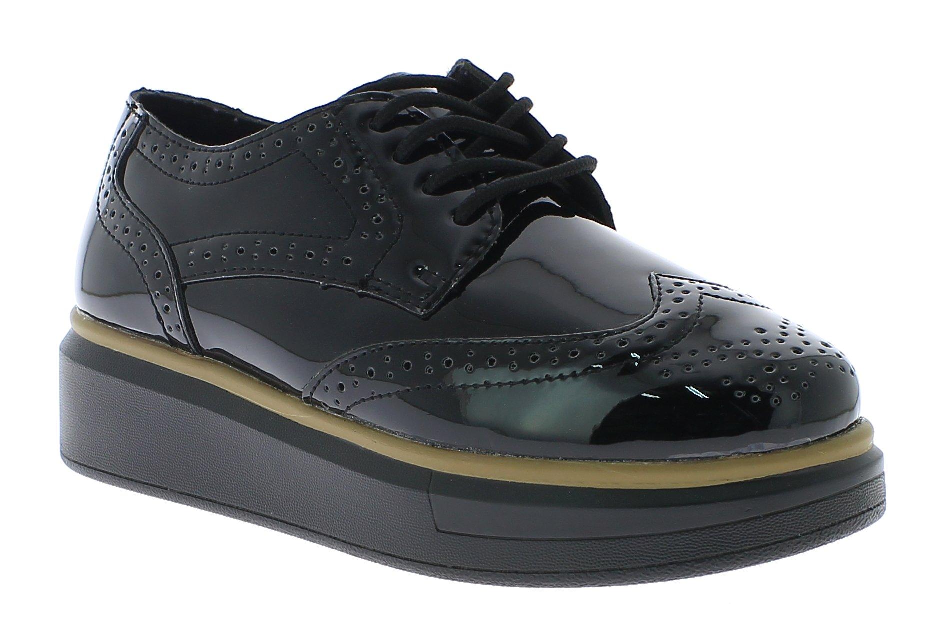 SWEDEN KLE Γυναικείο Casual 564018 Μαύρο - IqShoes - 564018 BLACK-black-38/1/15/ προϊόντα παπούτσια