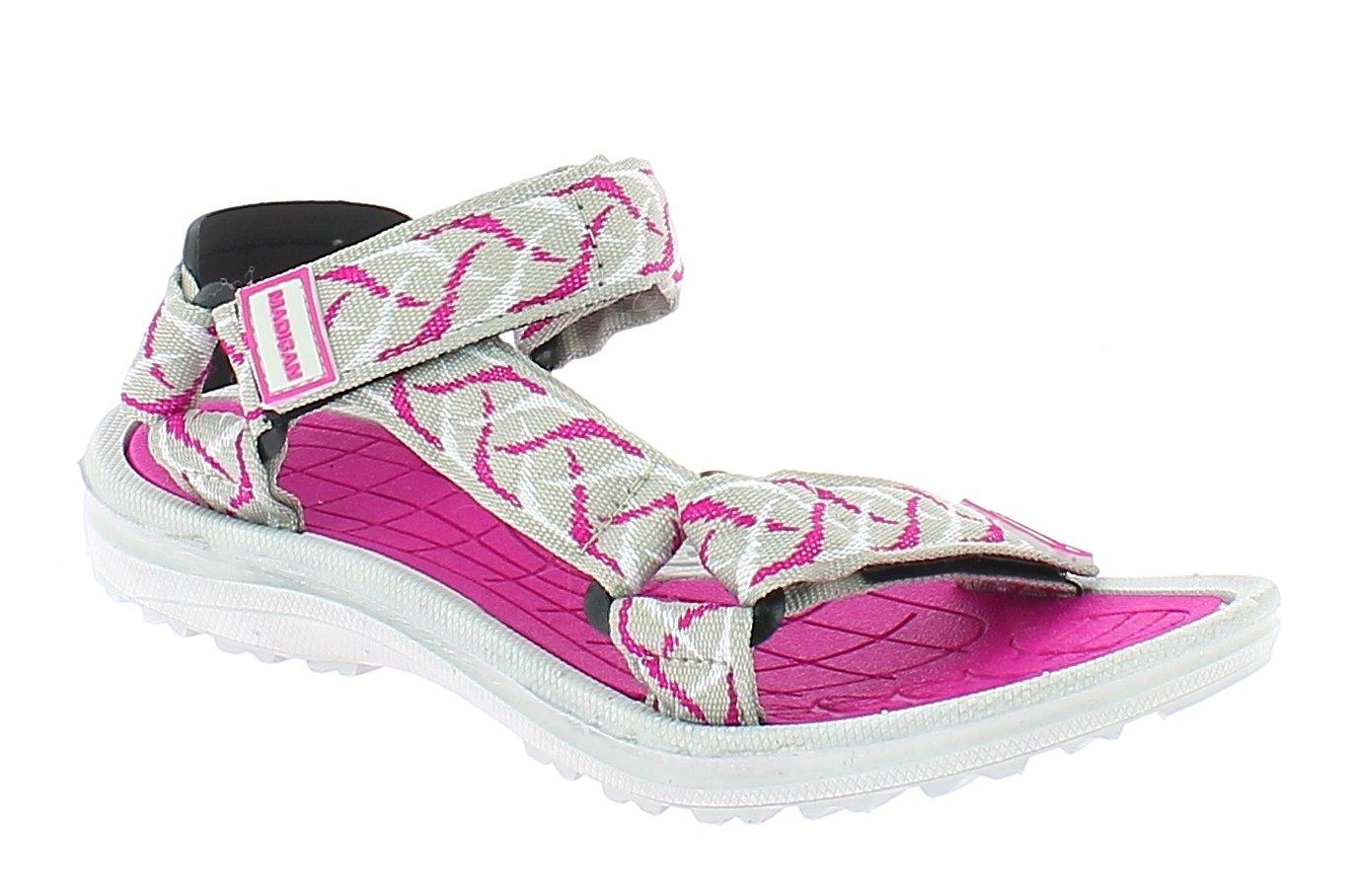 MADIGAN Γυναικείο Πέδιλο SIVA Φούξια - IqShoes - SIVA ASS B FUXIA-fuxia-36/1/60/ παπούτσια  πέδιλα
