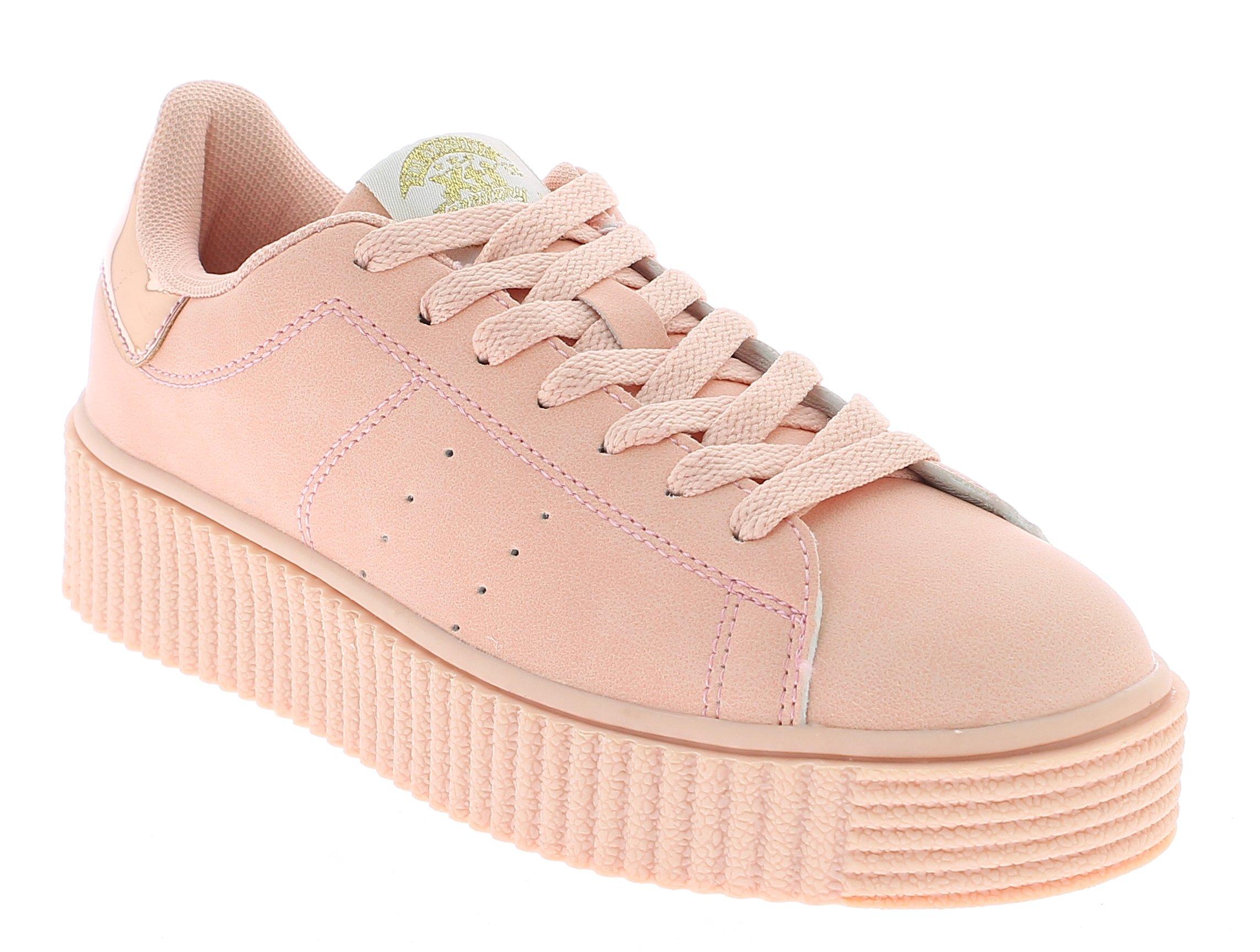 XTI Γυναικείο Casual 46987 Ροζ - IqShoes - 46987 ROSA-pink-38/1/11/11 προϊόντα παπούτσια