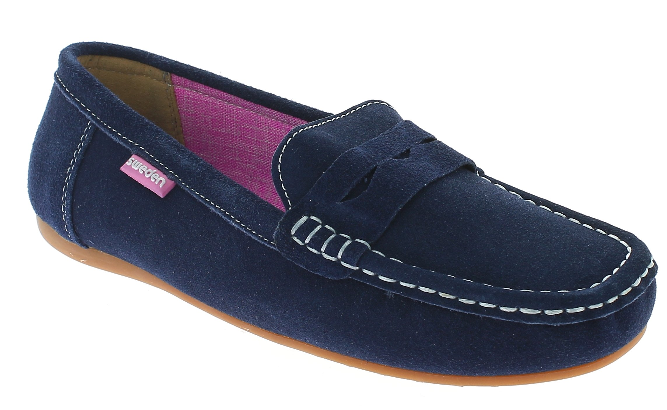 SWEDEN KLE Γυναικείο Casual 564049 Mπλέ - IqShoes - 564049 BLUE-blue-37/1/23/27 προϊόντα παπούτσια