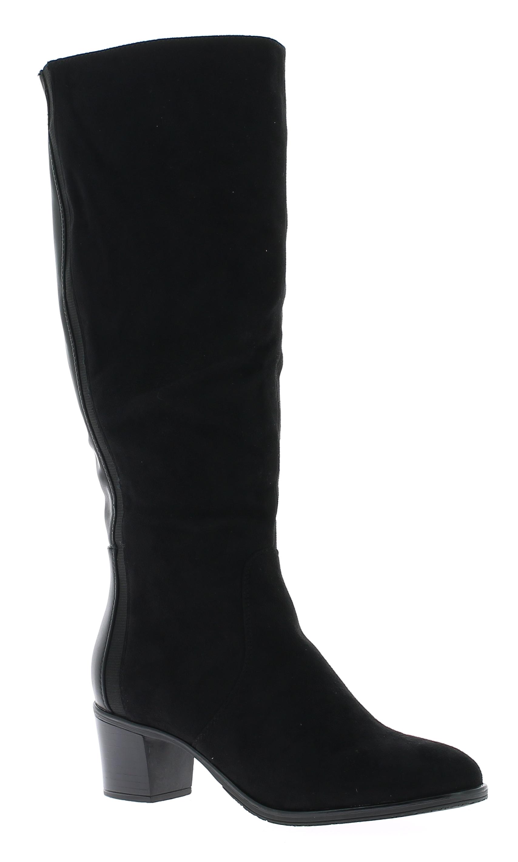 IQSHOES Γυναικεία Μπότα HX51 Μαύρο - IqShoes - HX-51 BLACK -black-36/1/15/7 παπούτσια  γυναικεία μποτάκια