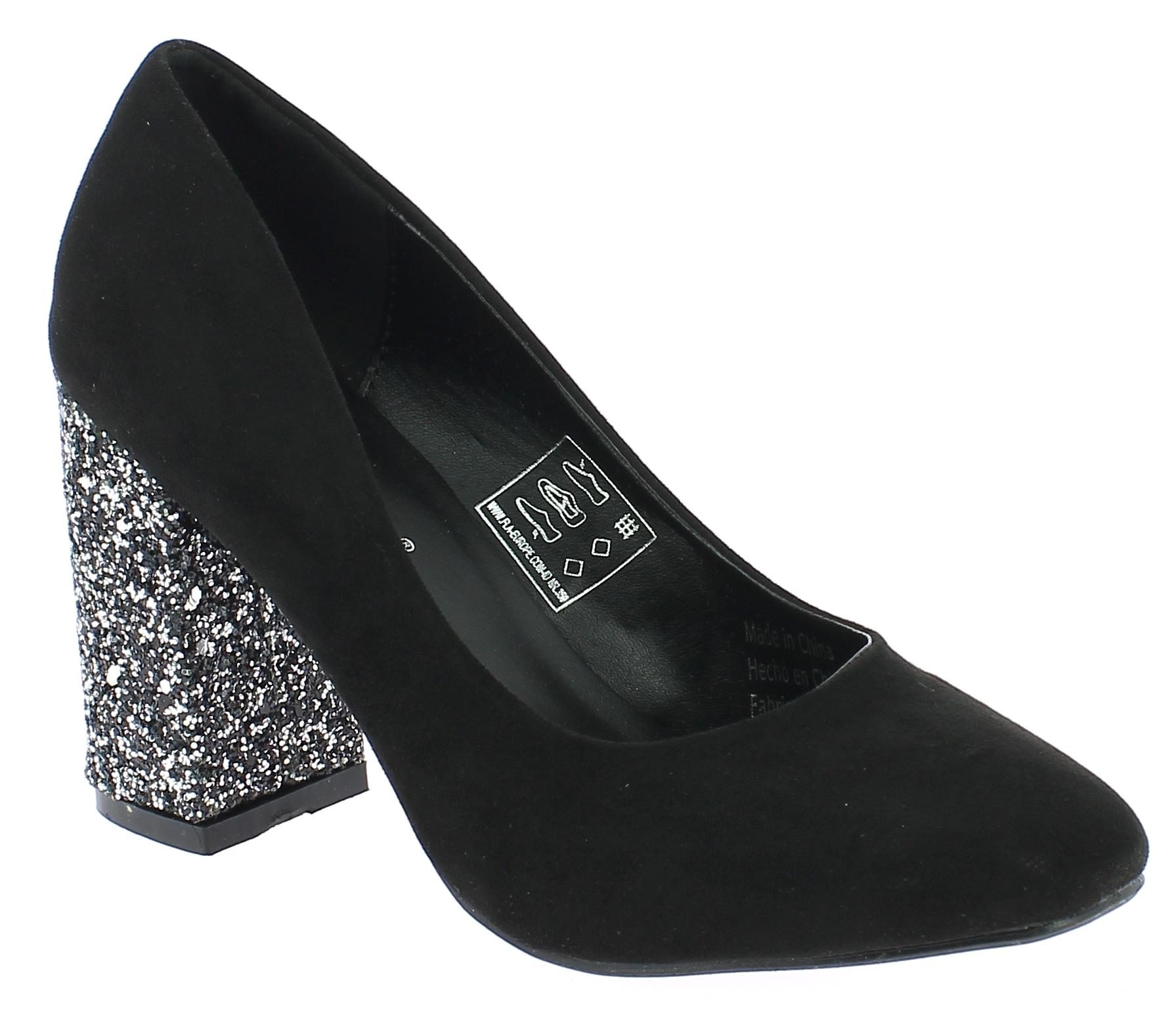 TOPWAY Γυναικεία Γόβα B059023 Μαύρο - IqShoes - B059023 BLACK-black-38/1/15/11 παπούτσια  γόβες