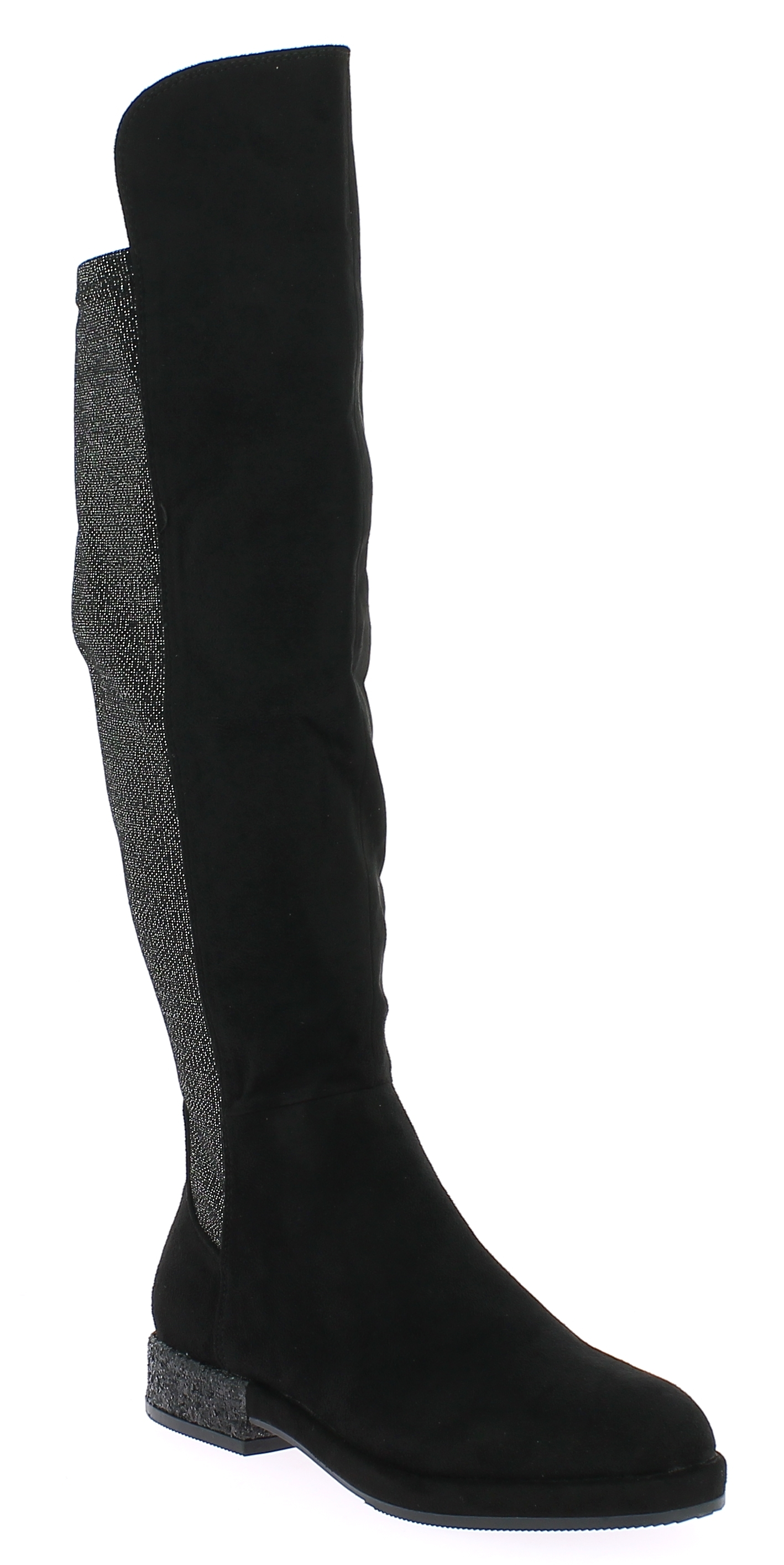 IQSHOES Γυναικεία Μπότα 2979801 Μαύρο - IqShoes - 2.979801 BLACK-black-38/1/15/1 παπούτσια  προσφορεσ