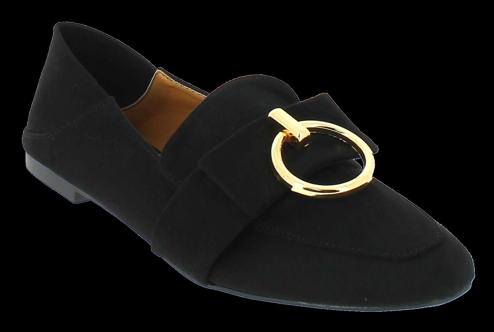 IQSHOES Γυναικεία Μπαλαρίνα 17510 Μαύρο - IqShoes - 17510 BLACK-black-38/1/15/11 παπούτσια  new in