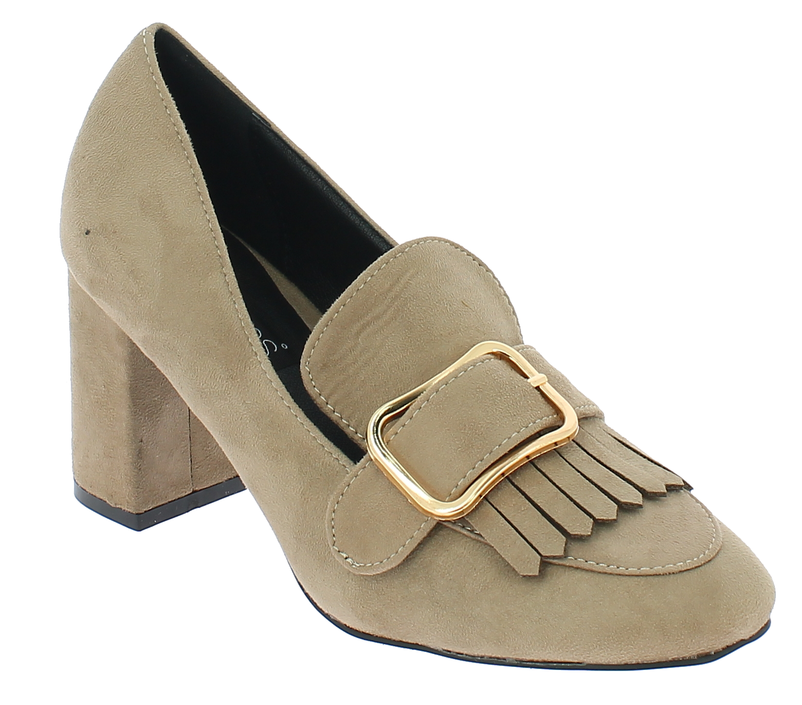 IQSHOES Γυναικεία Γόβα 17515 Μπέζ - IqShoes - 17515 BEIGE-beige-36/1/7/7 παπούτσια  new in