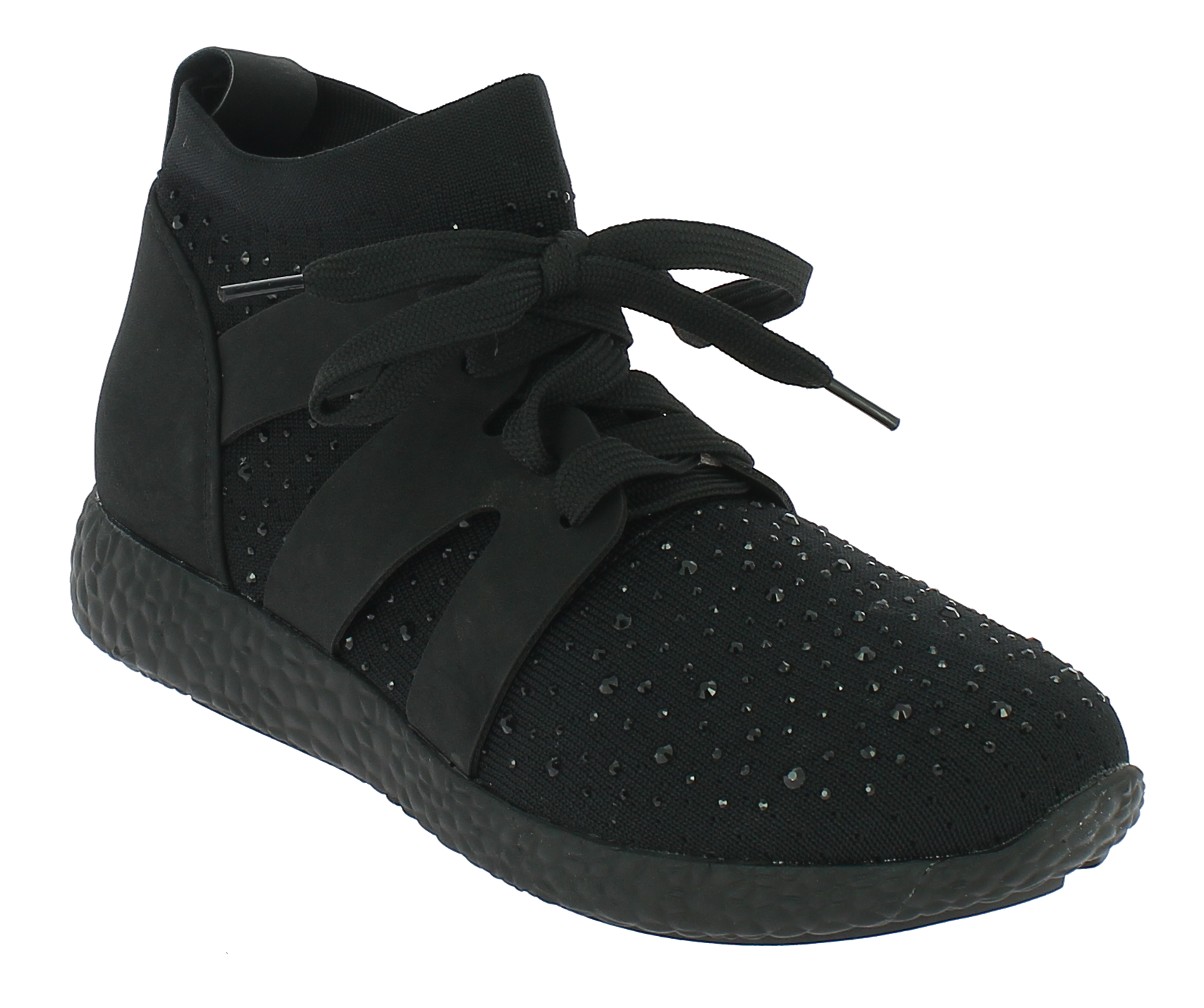 IQSHOES Γυναικείο Casual 7A748 Μαύρο - IqShoes - 7A748 BLACK-black-38/1/15/11 παπούτσια  new in