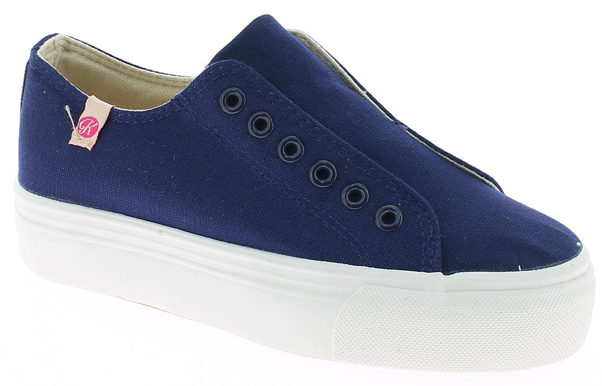 KYLIE Γυναικείο Casual 1520005 Μπλε - IqShoes - 1520005 BLUE-KYLIE-blue-37/1/23/ παπούτσια  προσφορεσ