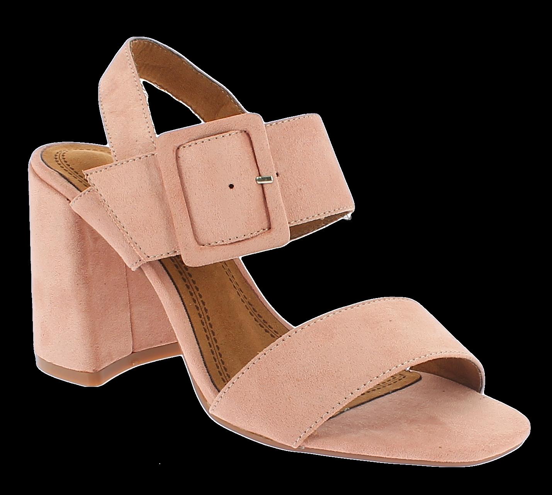 CORINA Γυναικείο Πέδιλο C8191 Ροζ - IqShoes - C8191 ROSA-CORINA-pink-39/1/11/25 παπούτσια  new in