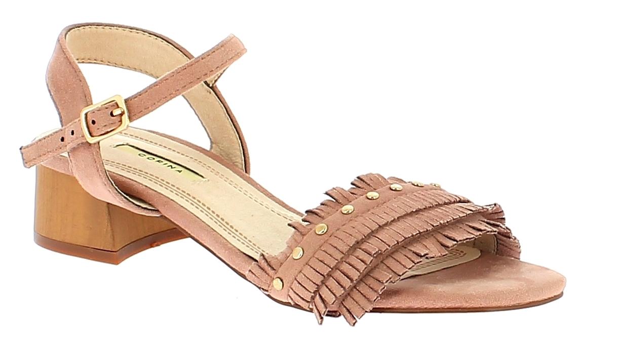 CORINA Γυναικείο Πέδιλο C8226 Ροζ - IqShoes - C8226 ROSA-CORINA-pink-36/1/11/7 παπούτσια  new in