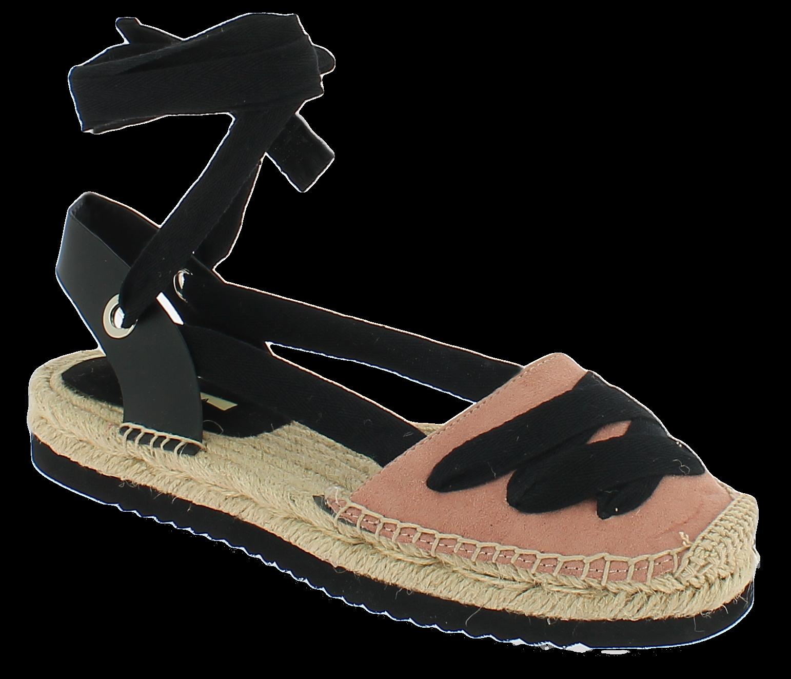 CORINA Γυναικεία Σανδάλια C8255 Ροζ - IqShoes - C8255 ROSA-CORINA-pink-41/1/11/2 παπούτσια  new in