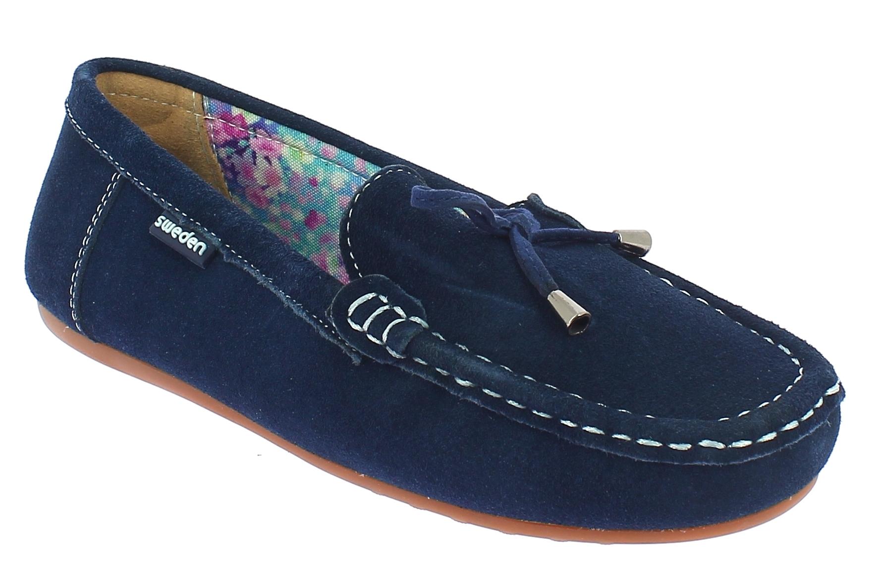 SWEDEN KLE Γυναικείο Casual 564050 Μπλε - IqShoes - 564050 MARINO-SWEDEN KLE-blu παπούτσια  new in