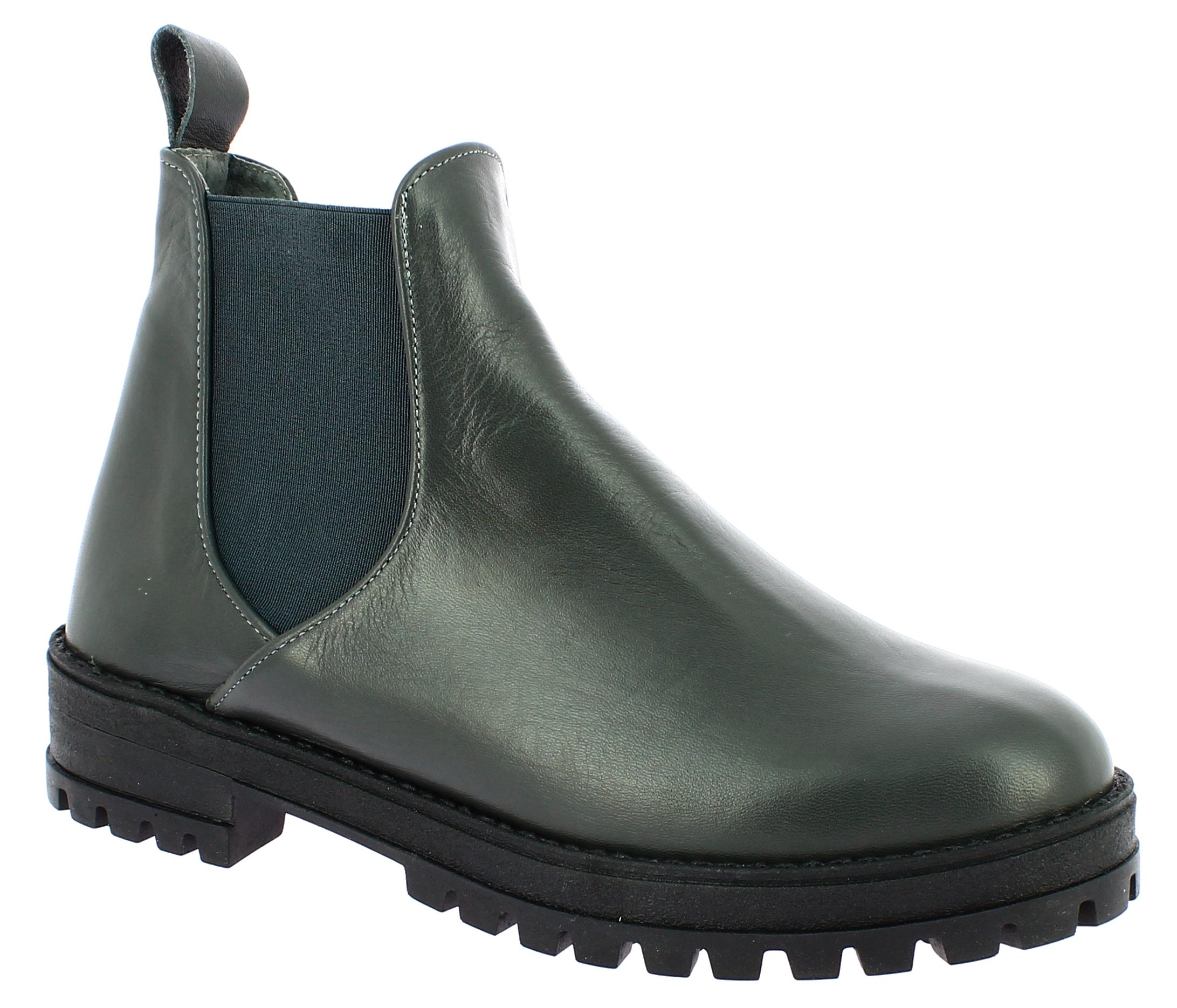 IQSHOES Γυναικείο Μποτάκι 4250 Γκρι - IqShoes - 20.4250 GREY-IQSHOES-grey-39/1/1 παπούτσια  new in