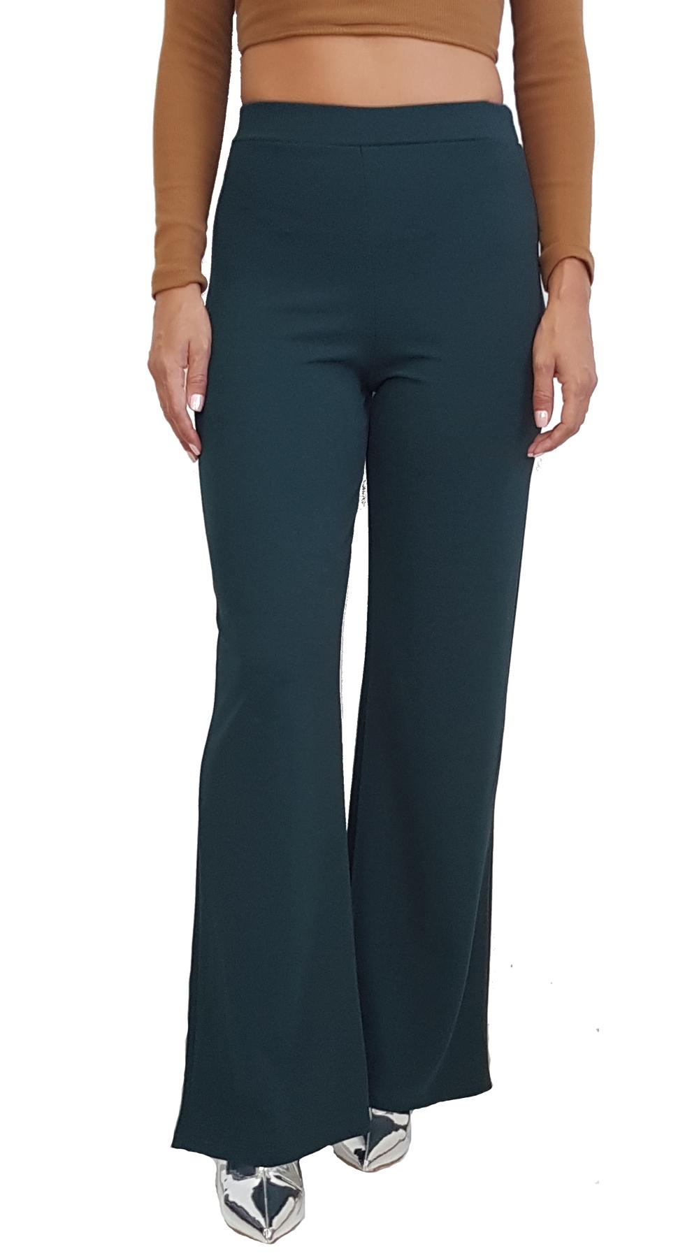 Παντελόνα Bodycon Καμπάνα - OEM - FA18AG-35500 ενδύματα παντελόνια   κολάν