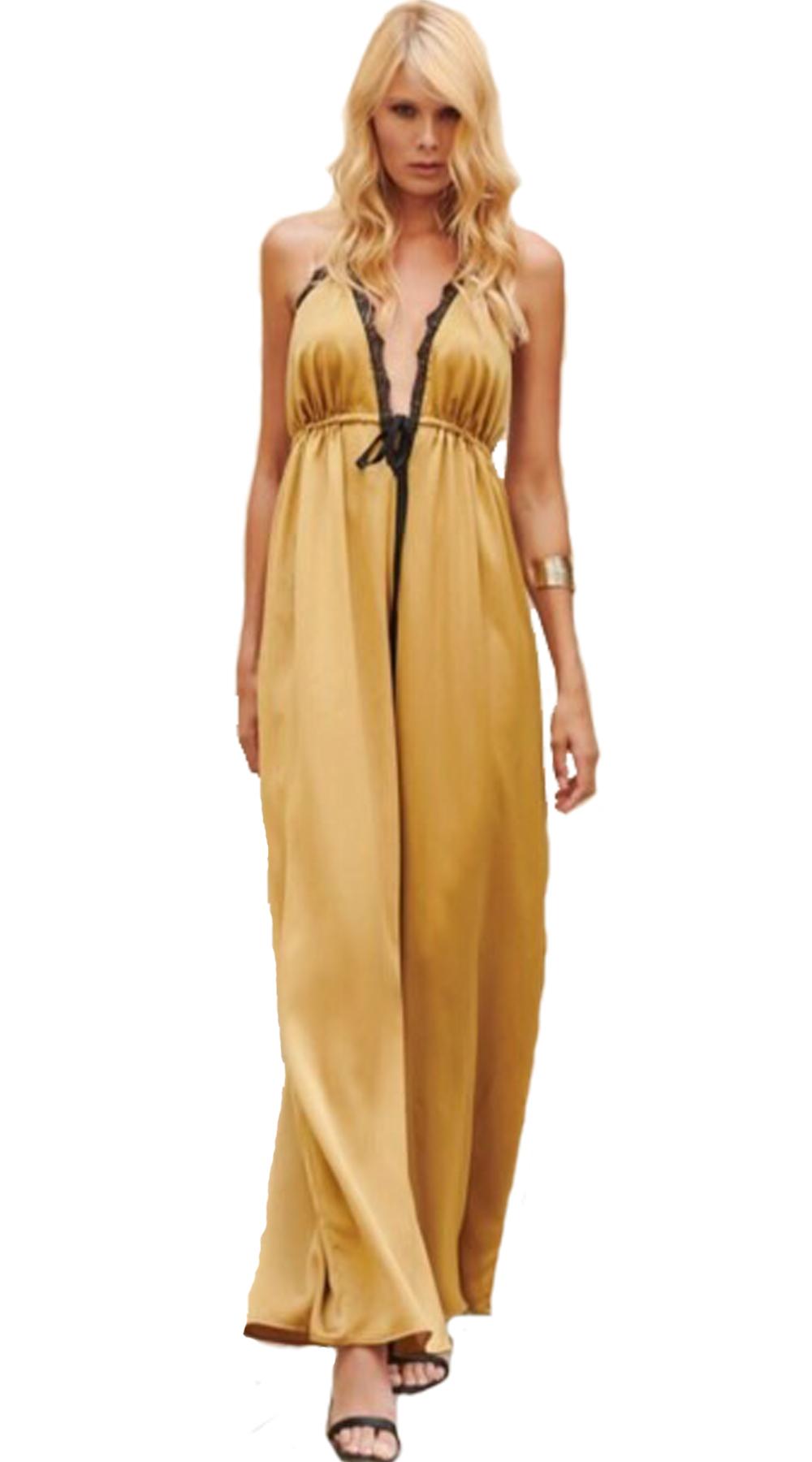 Ολόσωμη Φόρμα Εξώπλατη με κεντήματα - LOVE ME - S18LV-21211 glam occassions wedding shop