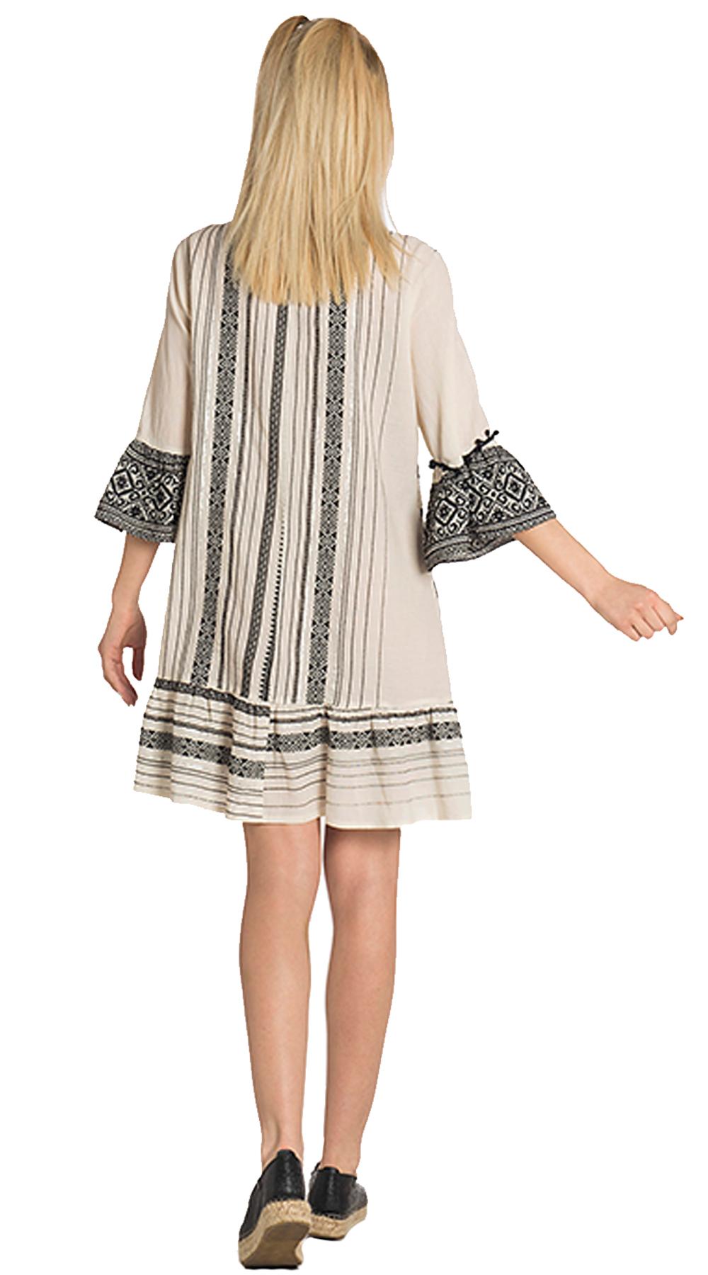 a2af05616469 Bohemian Midi Φόρεμα ONLINE