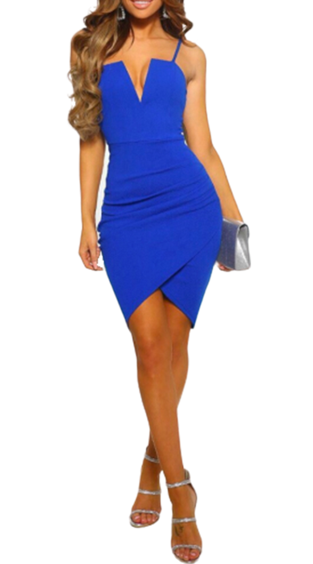Bodycon Mini Φόρεμα - MissReina - SP19SOF-54862 φορέματα βραδυνά φορέματα