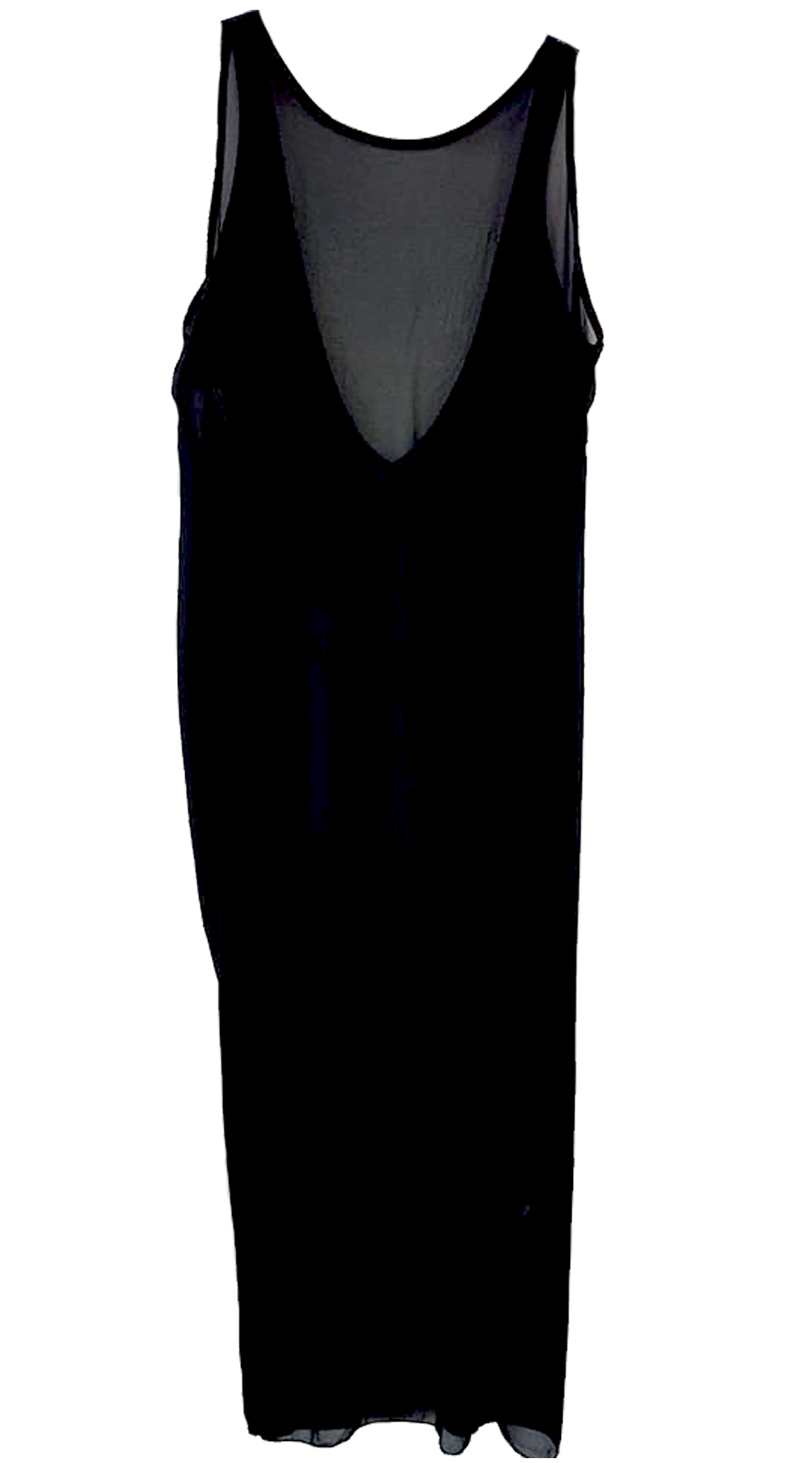 See Through Φόρεμα Καφτάνι - MissReina - SS18GAL-51315 ενδύματα κιμονό   καφτάνια